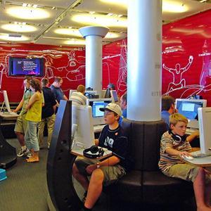 Интернет-кафе Калинина